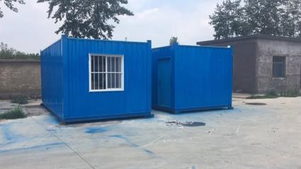 常见的四种成都住人集装箱类型