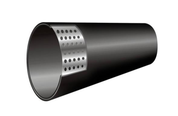 PE孔网钢带聚乙烯复合管