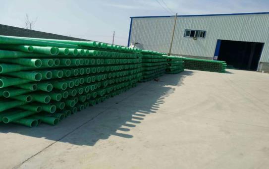 玻璃钢电缆保护管