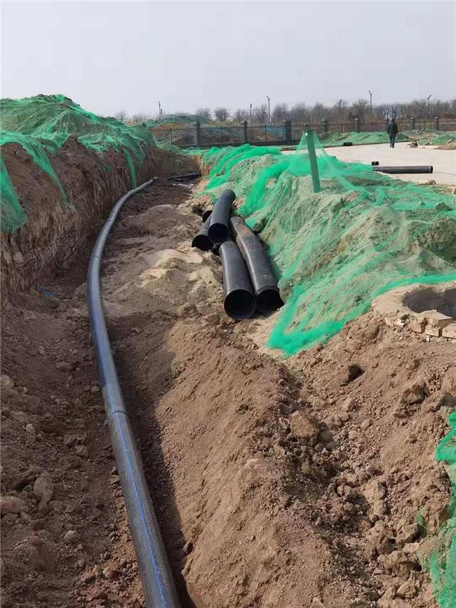 西安高新区一点一策整治工程给排水材料