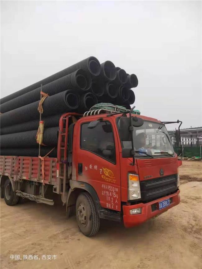 兴平农村改造给排水工程材料