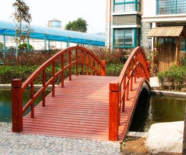 河南防腐木木桥