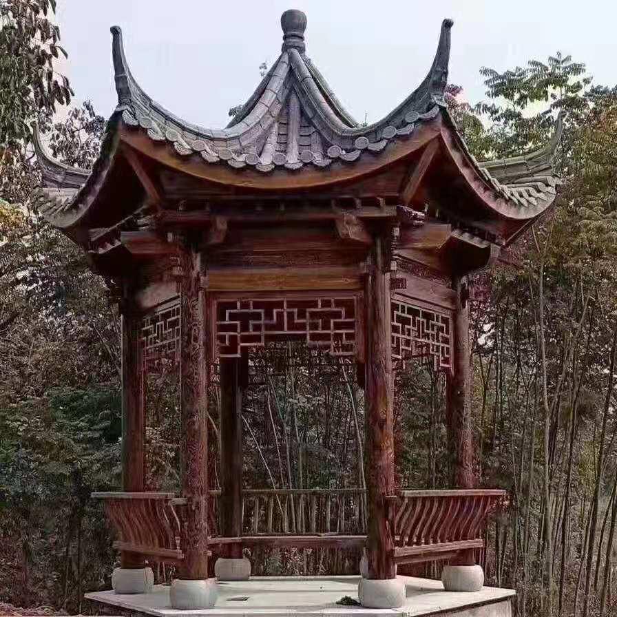 河南防腐木