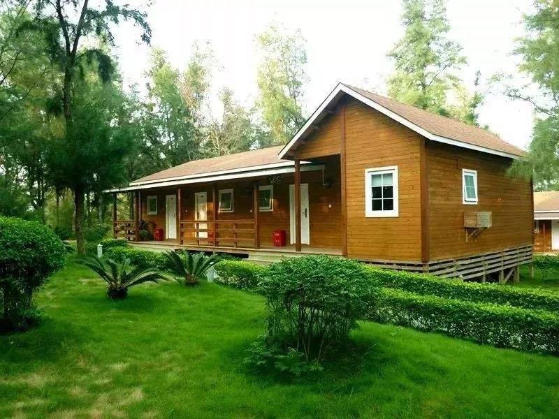 河南祥和园林告诉您现代人对木质建筑的认知误区是什么?