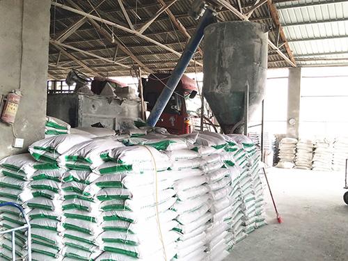 轻质抹灰石膏销售厂家工厂环境