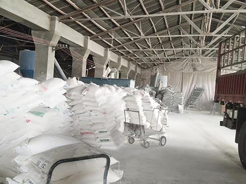 成都找平石膏企业工厂环境