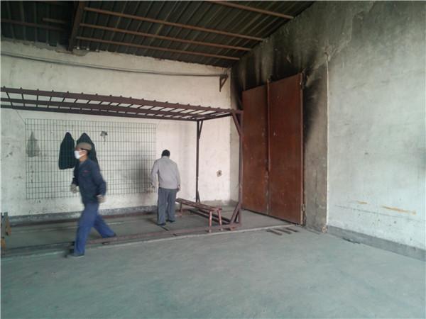 陕西护网厂家环境展示