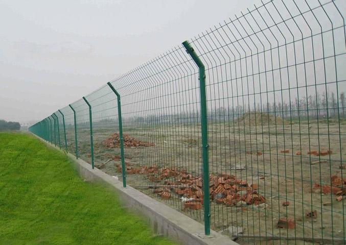 护栏网安装的注意事项