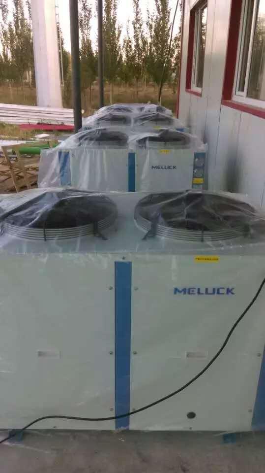 易得制冷200t羊奶保鲜冷库合作客户