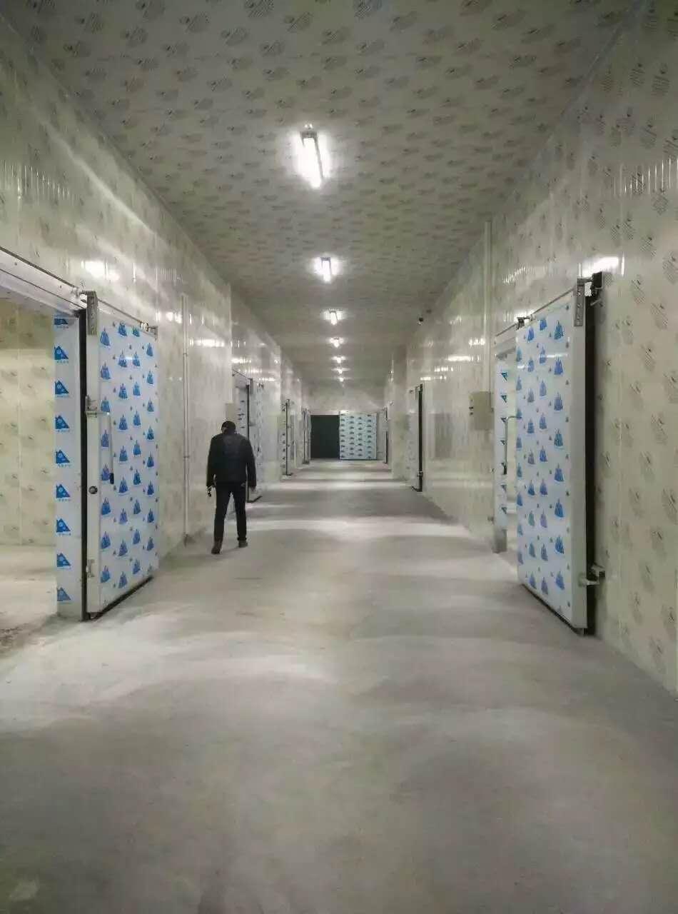 易得与呼和浩特市沙良物流园合作工程案例