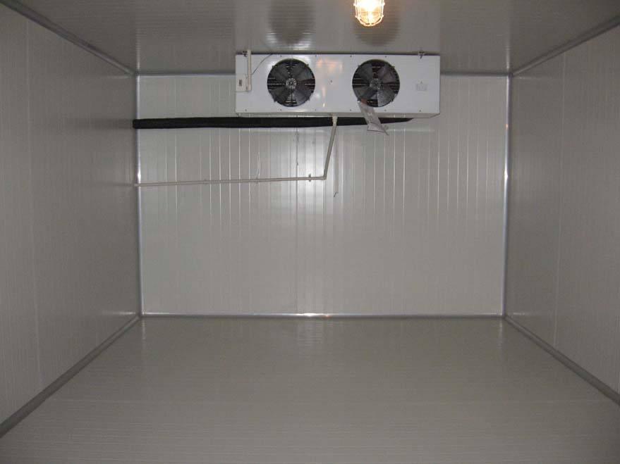 冷库安装流程