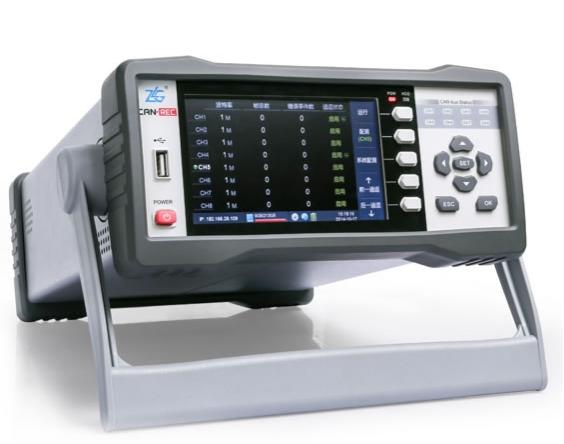 CANREC超长数据与波形记录分析仪