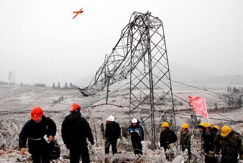 电力行业无人机巡检的应用