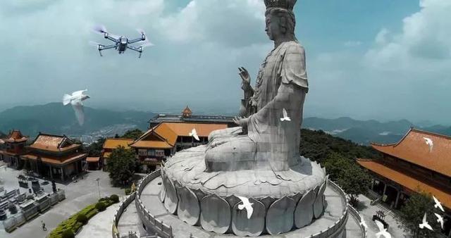 无人机在景区的应用