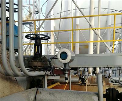 辽宁宝来化工外置超声波液位计安装