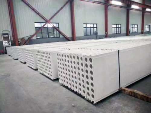 西安石膏輕質隔墻板生產廠家車間展示