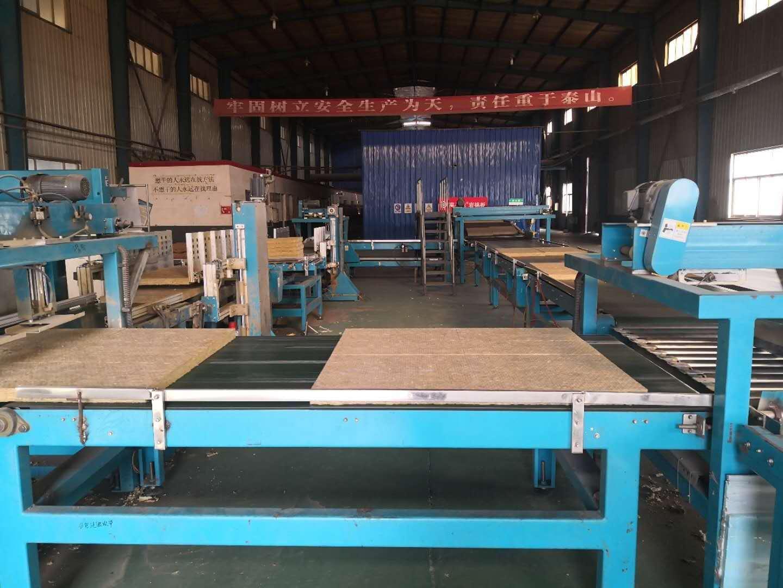 集宁岩棉板生产线