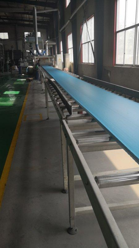 集宁挤塑板厂生产线