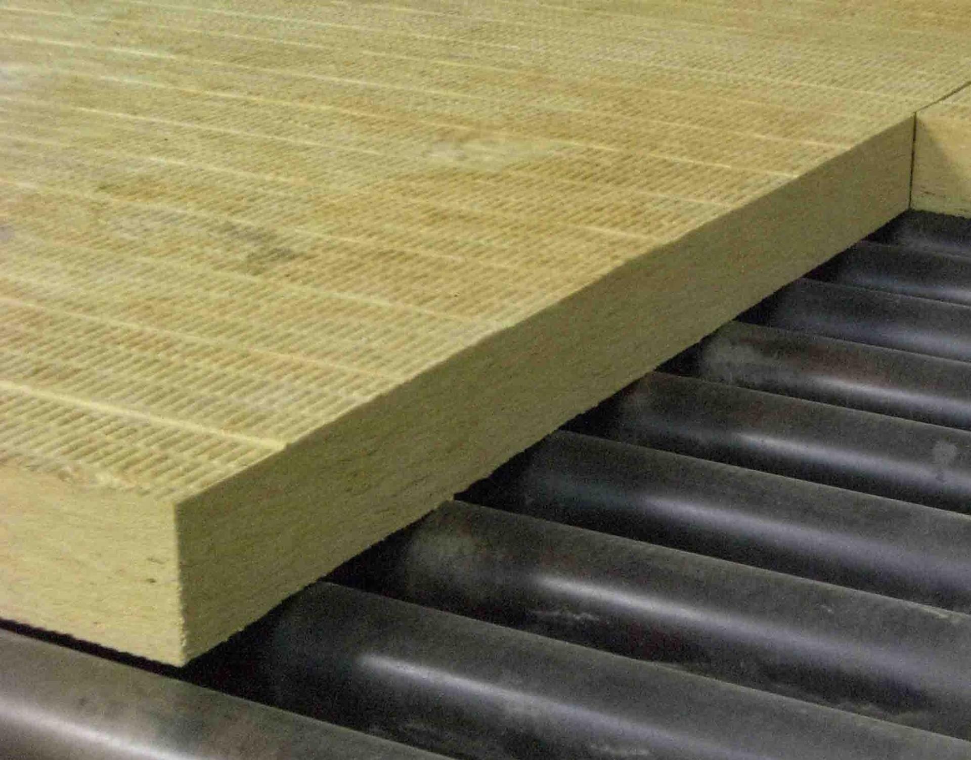 岩棉板的应用