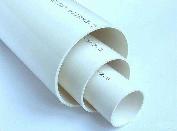陕西PVC-U排水管