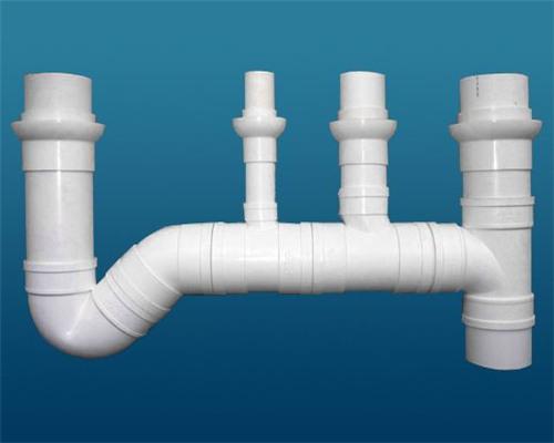 PVC-U排水管工程案例