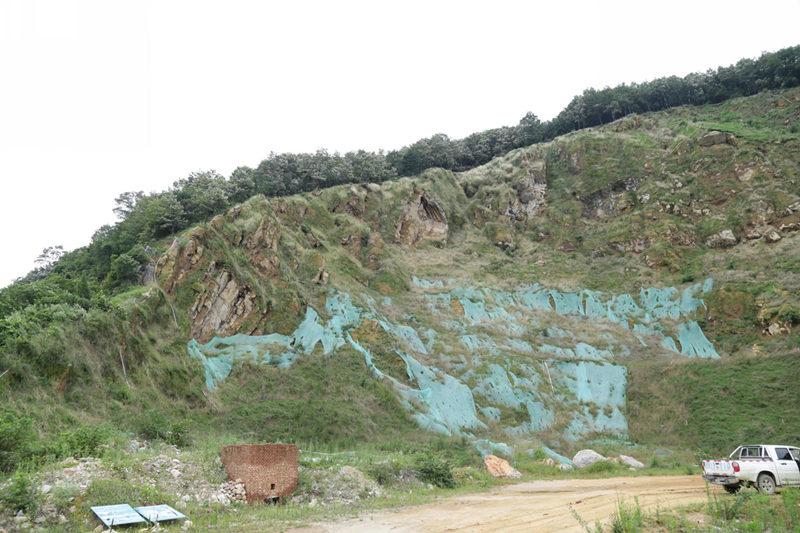 陕西CBS植被混凝土绿化工程