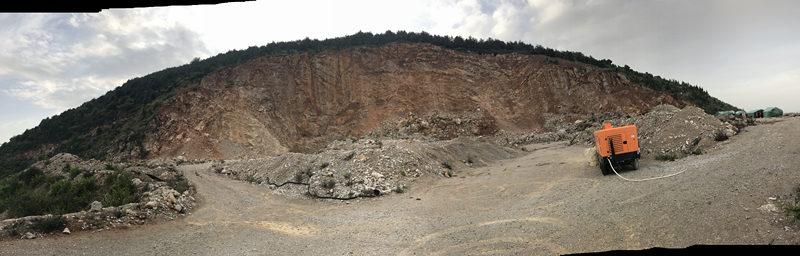 陕西矿山植被恢复施工