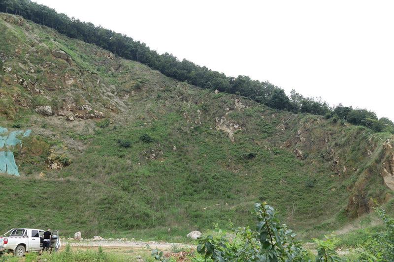 陕西矿山植被恢复治理