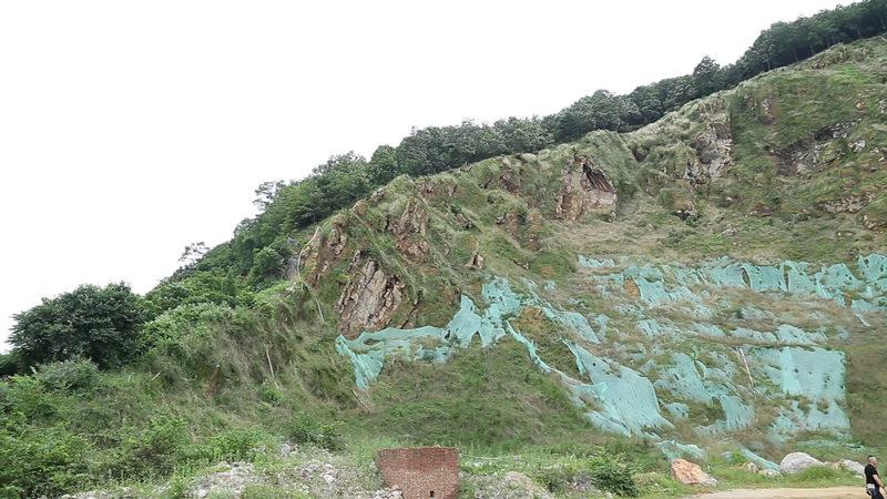 陕西矿山植被恢复工程