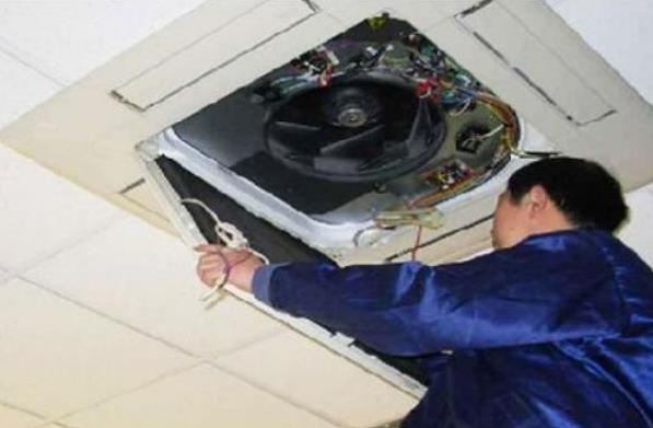 陕西中央空调清洗安装