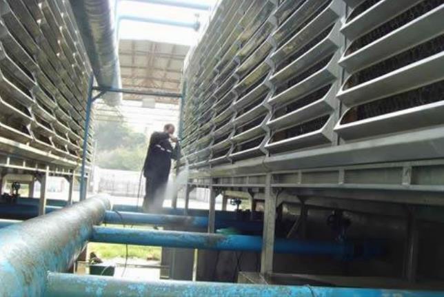 中央空调清洗方法,和清洗步骤