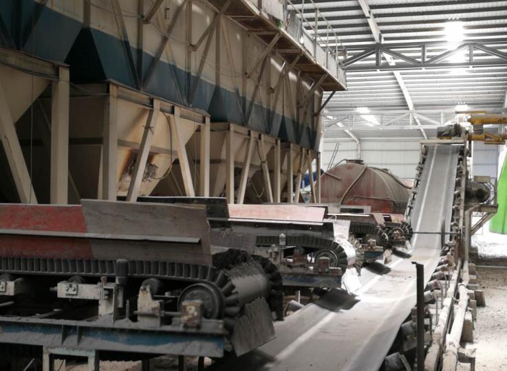 西安水泥稳定碎石生产设备展示