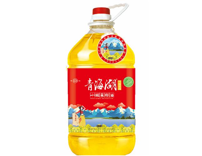 一级菜籽油,5LX4,320元;10LX2,190元;20L,180元