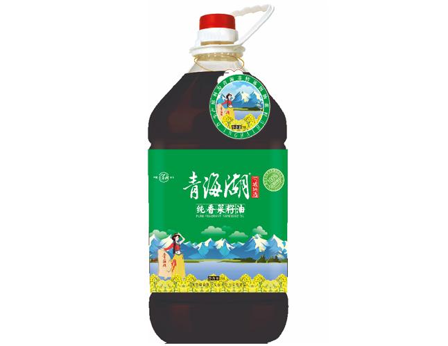 纯香菜籽油,5LX4,240元;10LX2,190元;20L,180元