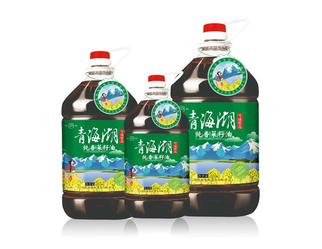 纯香型菜籽油,5LX4,240元;10LX2,190元;20L,180元