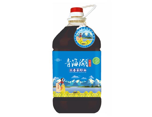 浓香菜籽油,5LX4,320元;10LX2,230元;20L,220元