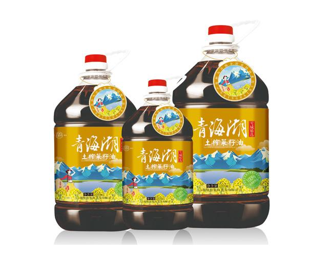 青海湖菜籽油