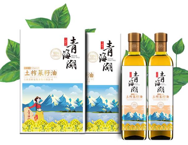 甘肃菜籽油厂家