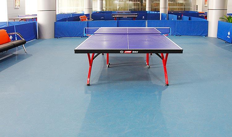 健身中心PVC地板