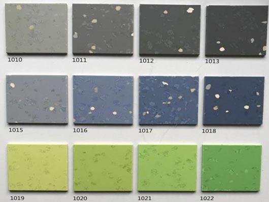 复合花系列橡胶地板