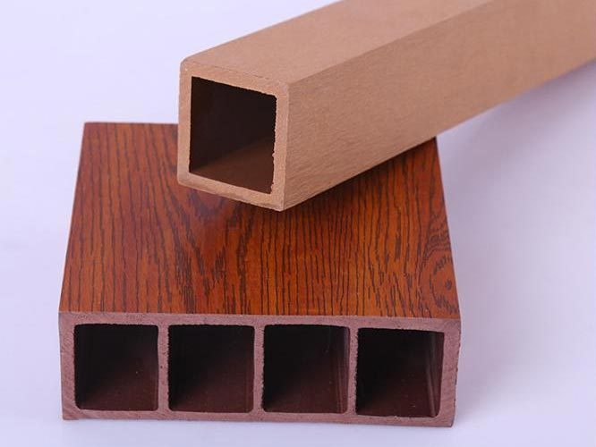 木塑地板辅料空心龙骨