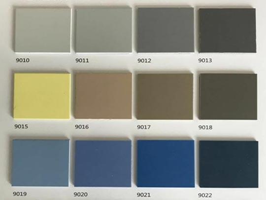 单色平面系列橡胶地板