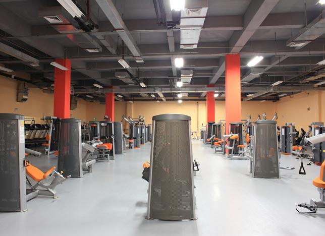 健身房专用橡胶卷材