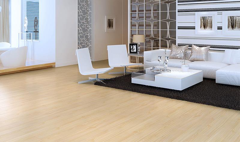 客厅PVC塑胶地板