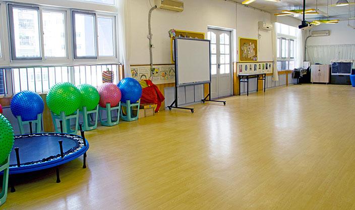 幼儿园地板工程案例