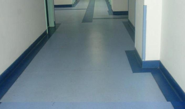 医院塑胶地板工程