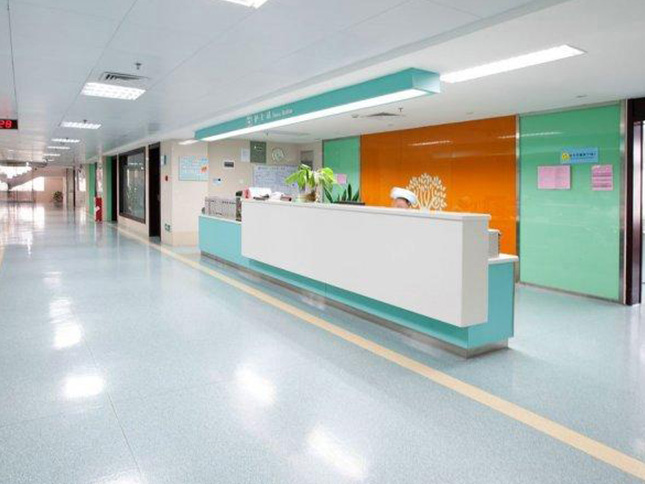 第六人民医院2300平万博manbetx官网手机版下载工程效果