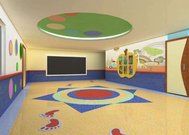 山东幼儿园塑胶地板如何正确选择