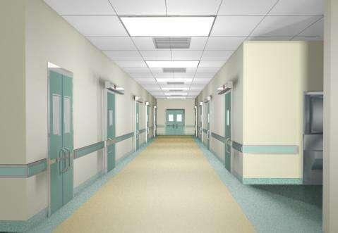 医院使用PVC塑胶地板的一些好处