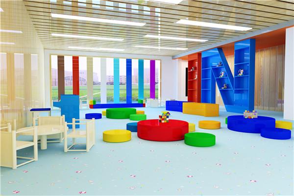 山东幼儿园塑胶地板选购